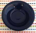 Fiestaware Cobalt Stacking Cereal Bowl Fiesta Dark Blue Small 11 oz Bowl