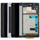 OEM LCD Touch Screen Digitizer Assembly Replacement For Sony Xperia Z2 Z3 Z4 Z5