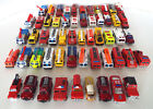 VINTAGE DIECAST 55 Piece Lot Fire Search Rescue Vehicles Firetrucks Collection