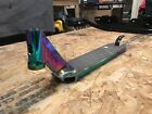 2018 LUCKY COVENANT PRO SCOOTER DECK NEO CHROME