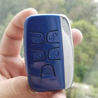 Abs Smart Remote Key Fob Case Cover Protector Shell Fit Jaguar Xe Xj Xf F-type