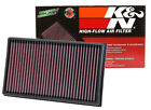 K&N 33-3005 Drop In Air Filter VW Audi GTI Golf Passat Beetle A3 S3 TT 2.0L