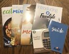 Weight Watchers 2018 FREESTYLE Welcome Kit 4 Guides + Pocket Guide + Calcu