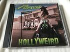 Poison Hollyweird CD 2002 Cyanide Records 80s Hair Metal RARE OOP Rock HTF