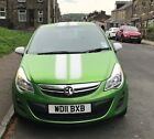 11 Plate Vauxhall Corsa 12 Green Sting Corsa Excellent Condition