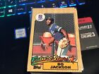 BO JACKSON 1987 TOPPS ROOKIE CARD RC #170 ROYALS!