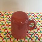 Fiestaware Flamingo Rangetop Pepper Shaker Fiesta Retired Pink Range Top