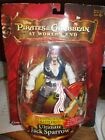 PIRATES OF THE CARIBBEAN AT WORLDS END Jack Sparrow Action Figure ZIZZLE 2007