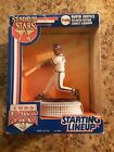 1995 Kenner Starting Lineup Stadium Stars - David Justice