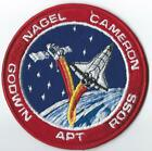 NASA SPACE SHUTTLE STS 37 MISSION PATCH