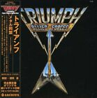 TRIUMPH Allied Forces Mini LP CD JAPAN AIRAC-1432 NEW / Rik Emmett
