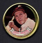 BROOKS ROBINSON orioles 1964 TOPPS COINS COIN #18 nice! NOT TOO MUCH WEAR