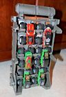 Hot Wheels Monster Jam SHOW OFF SHOWDOWN Action Set Racing Ramp Storage Case Lot
