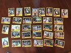 Vintage 1977 Topps Star Wars Yellow Series 3 Cards32 total, 1 sticker card
