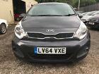 2014 KIA RIO 3 ECODYNAMICS 14 CRDI 5DR NON RUNNER SPARES OR REPAIR