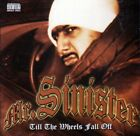 New: Mr Sinister: Till the Wheels Fall Off  Audio CD