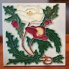 Crafts decorative tile Neatco Mission / Stickley style