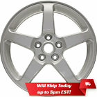 New 17 Replacement Alloy Wheel Rim for 2005 2010 Pontiac G6 Silver 6585