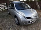 Nissan Micra 12 cc full service Nissan history with 2 keys 55000 miles