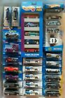 Hot Wheels Lot of 30 Miscellaneous Old Cars in Packs