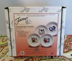 Fiestaware 12 Days of Christmas Salad Plates Fiesta First in Series Set of 4
