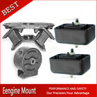 Westar Trans  Engine Motor Mount Set 4X For 1996 1997 GEO TRACKER 16L