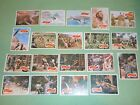 PLANET OF THE APES -Topps 1969- complete 44 card movie green back set