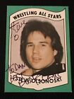1982 Wrestling All Stars Series A and B Trading Cards 7