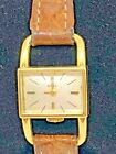 Vintage 18K Yellow Gold Ebel Unusual Case Lady's Mechanical Watch