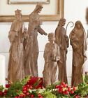 Nativity Set of 5 Created from beautiful natural stone powder