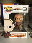 Funko POP Television Arrested Development Buster Bluth Vaulted Free Protector
