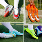 Mens Kids Soccer Cleats Shoes Indoor TF Turf Football Trainers Sports Sneakers
