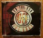 OFF THE EDGE -  On The Run. Ultra Rare Male / Female Fronted AOR Melodic Rock CD