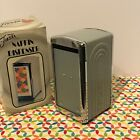 Fiestaware Pearl Gray Napkin Dispenser Fiesta Retired Official Go Along Diner