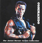 The James Horner Action Collection Commando, Red Heat, Gorky Park CD
