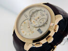 Glashutte Original  PanoMaticChrono XL 95-01-31-11-04 18k Rose Gold $54,400 NIB