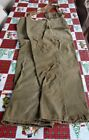 WW2 USN US Navy Bibs Overalls Foul Weather Gear Cold Weather Trousers Medium