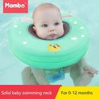 Baby Neck Safety Swimming Ring Float Pool Spa Swimtrainer 3 24 Months New
