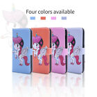 Gift Unicorn Magnetic Flip Leather Wallet Stand Case For Iphone Samsung Huawei