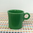 Vintage Fiestaware Medium Green Mug Fiesta 1950s Green Ring Handle
