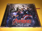 AVENGERS 2 AGE of ULTRON soundtrack CD brian TYLER danny ELFMAN disney iron man