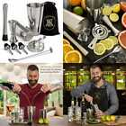 Boston Cocktail Shaker Set Professional Bar Drink Mixing Supplies Ultimate Co
