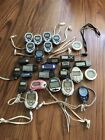 Lot of Personal Pedometers Walking Steps Fitness Omron Weight Watchers GoSmart