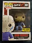 FRIDAY THE 13TH JASON VOORHEES #361 POP VINYL FUNKO EXCLUSIVE