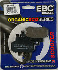 Kymco Grand Dink 250 2001 - 2006 EBC Organic REAR Brake Pads SFA356