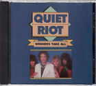 QUIET RIOT / WINNERS TAKE ALL USA CD OOP