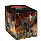 IRON MAIDEN THE BEAST COLLECTION  BOX EXCLUSIVE ITALY MAXI FORMAT