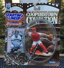 1997 Starting Lineup JOHNNY BENCH Cooperstown Collection Figure SLU Reds ~ new!!