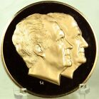 1973 Nixon-Agnew Inaugural Bronze Medal 70 mm Proof