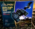 Alpen Wide Angle Binoculars 8x42 long eye relief BAK4 optics
